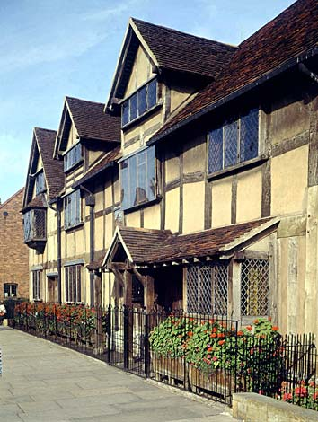 Shakespeare's House, Stratford-upon-Avon