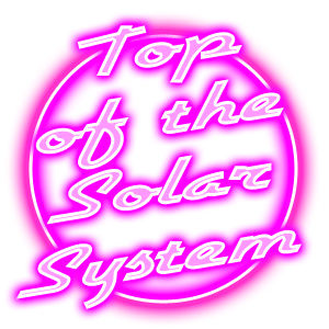 Top of the Solar System